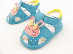 2013 summer toddler soft outsole breathable baby sandals 0 - 2 years children summer shoes babay slipper free shipping(China (Mainland))