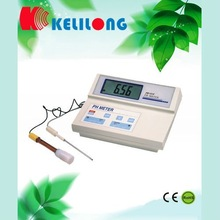 Bench top pH ORP/mV Meter Tester Accuracy:+-0.01pH; mV:1%F.S Resolution:0.01pH,1 mV Temp. Compensation(China (Mainland))