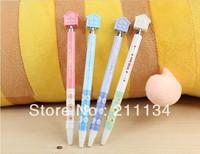 Free Shipping ! 48PCS/Lot , Korea Stationery House Style Ballpoint Pen / Plastic Ball Pen / Ball Pen