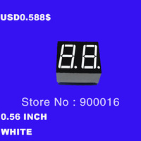 BIG DISCOUNT! 0.56 inch 7 segment led display 2 digit