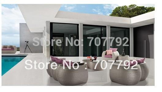 NEW Desgin!Garden Furniture - Rattan Sofa Set(China (Mainland))