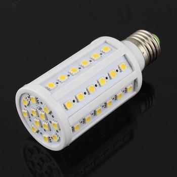 E27 12W 60-LED 5050 SMD Warm White Energy Saving Lamp Light Bulb 85-265V
