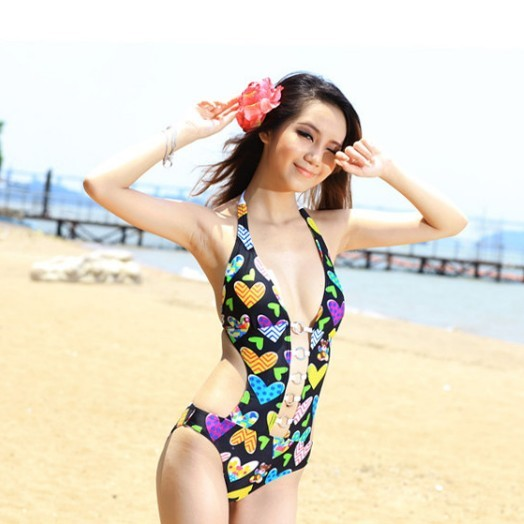 2013 high quality Women's trigonometric type bikini swimwear hot summer sexy floral bra print elegant slimseamless bra sets(China (Mainland))