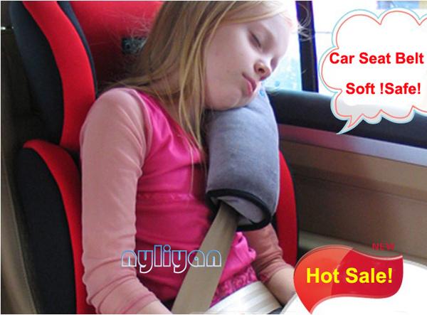 Детская накладка на ремень безопасности своими руками