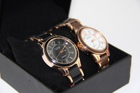 2013 hot-selling fashion brief ceramic ladies  personality casual watches  Automatic Tungsten Watch