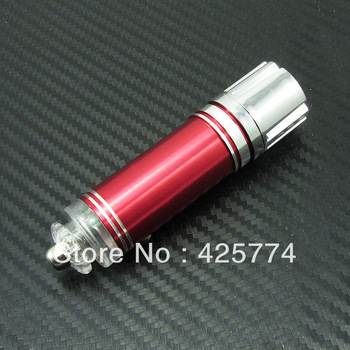 New design Mini Red Car Impulse Anion Oxygen Bar Ozone Ionizer Air Purifier Cleaner Fresher Remove smoke bad smell