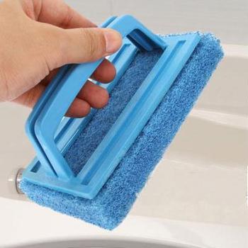 Eco-friendly thickening bathtub cleaning brush pool