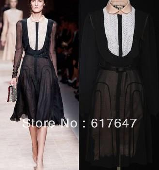 women free shipping elegant brand lace dresses