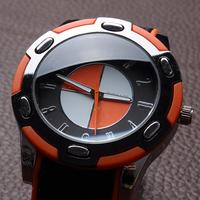 NEW Jelly Fashion Men Sports Classic Oversized Quartz Unique Wrist Watch