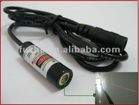 5mW Focusing Red (635nm) Laser Line Generator Module China