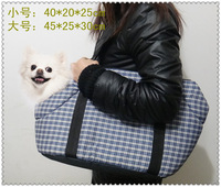 Thermal bags to carry the dog pet dog messenger bag cat pack dog bags