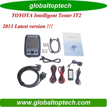 DHL FREE !!2012 professional auto scan tool With suzuki TOYOTA DENSO Intelligent Toyota Tester 2,toyota tester2,toyota IT2