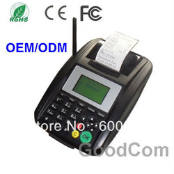 Cheap CE and FCC Approved SMS Printer Food Order Printer for Restaurant, Lottery Tickets, Bill Payment(China (Mainland))
