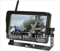7 Inches Digital Screen Wireless Receiving TFT LCD Monitor