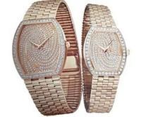 18K GOLD watch diamond watch luxury watch gold watch
