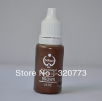 Biotouch Permanent Make Up Pigment Tattoo Ink Brown supply