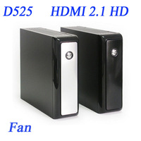 Ultra-thin D525 with 12V DC power supply and WiFi,HDMI,LVDS supported Mini PC ITX IN-D5H