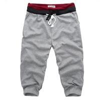 2014shorts men New Men Casual Sports Shorts/ loose male trousers/Harem shorts,4 Color,S-XXL, drop shipping B439