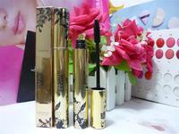 3PCS/LOT Lowest Price! High quality Brand Makeup,C**D turbo LASH CURLER extase MASCARA black,free shipping