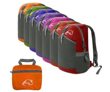 New 22L Ultralight Portable Foldable Backpack Travel Hiking Camping Bag Rucksack