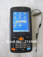 Windows CE 5.0/6.0 OS handheld PDA with WiFi/GPRS/Bluetooth GPS support 1D/2D barcode scanner and LF/HF RFID reader (MX7800)