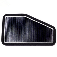 Free shipping/High quanlity active carbon particles car cabin filter for Ford ESCAPE(MAVERICK)/Mercury  MARINER/Car cabin filter