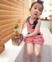 Free shipping 2014 New Summer Kids clothes children's sets Girls t-shirt+skirt  2pcs Retail CZ0091