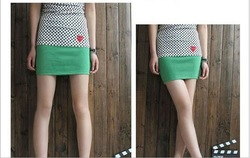 fashion Lovely skirts designer fashion Leggings Mini Skirts free shipping(China (Mainland))