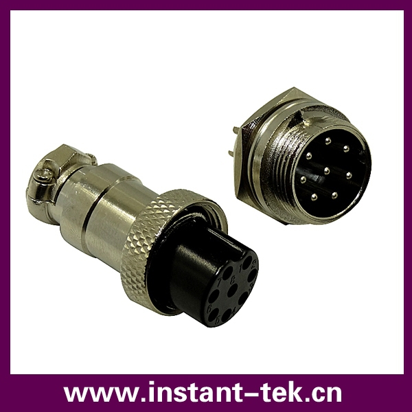 GX16 8PINS air plug for cable(China (Mainland))
