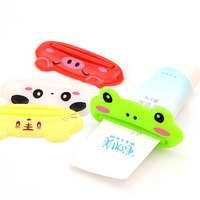 Creative household products sector high-quality cartoon toothpaste squeezer,Free shipping X359