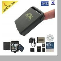 Complete Accessories Mini Car Vehicle GPS Tracker TK102 Mini Global GPS Tracker Real Time 4 bands GPS/GSM/GPRS Tracking Device(China (Mainland))