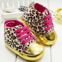 Retail free shipping 2013 fashion velcro gold sequins bling girls baby toddler shoes 11cm 12cm 13cm children footwear shoes