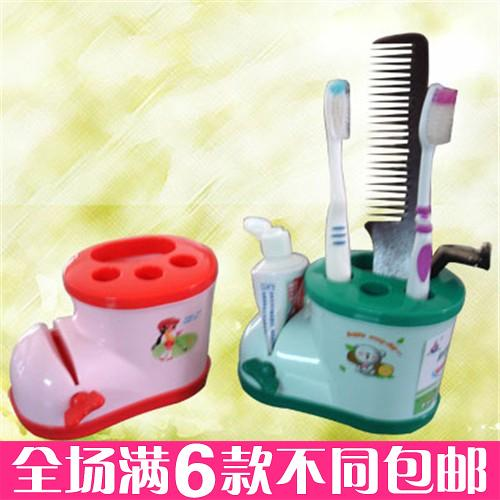 Storage boots toothbrush seat belt toothpaste squeezer(China (Mainland))