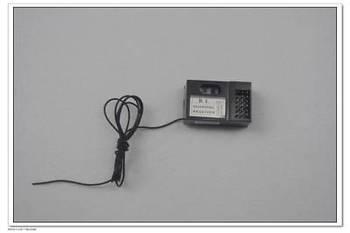 MINI micro FM-PPM  6ch Receiver FOR FUTABA ESKY Hitec