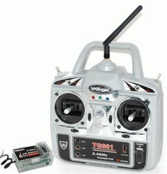 2.4GHz Radio Control System 6 Channel TX RX 2.4G G61(China (Mainland))
