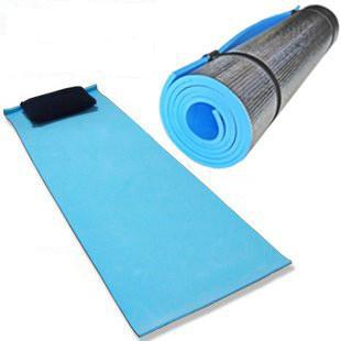 Broadened outdoor thickening foam moisture-proof pad single double yoga mat camping waterproof(China (Mainland))