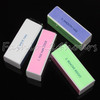 4pcs/pack 4 Sides Nail Art Files Buffer Block Manicure Tool Free Shipping