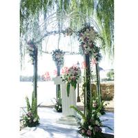 Belt white iron can lift 1.8 wedding props