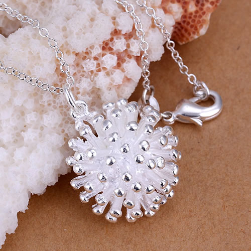 Sale-LQ-P178 Promotion Special Offers 925 silver Fashion jewelry Necklace , 925 Silver Necklace pendant ajoa java rsea(China (Mainland))