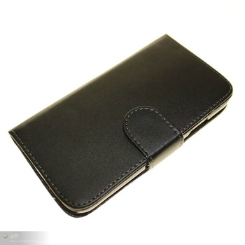 CCR New Folio Flip With Stand Wallet Case for Samsung Galaxy S4 i9500 Leather Luxury Flip Pouch 1 X Case + 1 X Free Screen