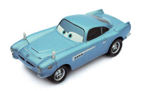 Pixar Cars 2  British Secret Agent Finn MCMissile  small car toy alloy Diecast ! HOT ! THE NEWEST !  Free Shipping !!