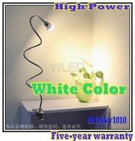 3*3W High Power White LED DESK LAMP clip tube reading lighting cree bulb