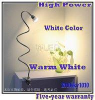 High Power 3*3W LED desk lamp White color 50cm tube reading lighting AC85V-265V