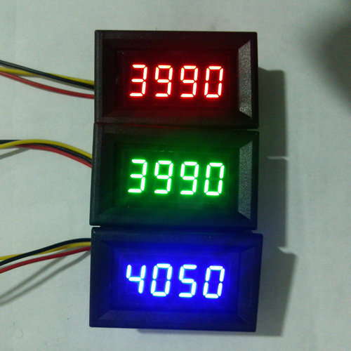 Motorcycle car high brightness digital voltage table speed table two-in-one instrument adjustable frequency instrument(China (Mainland))