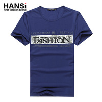 T-shirt male short-sleeve t-shirt letter print short-sleeve men's T-shirt male short-sleeve t