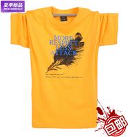 Plus size plus size male t-shirt men's clothing 100% short-sleeve cotton t-shirt male fat guys short-sleeve o-neck t shirt
