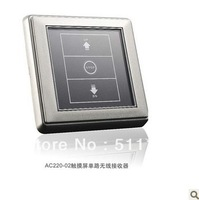 Luxury home accessories projection screen smart touch panel dedicated home theater remote control panel