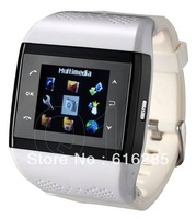 HOT SALE 1.4inch Touch Screen Quad Band Watch Mobile Phone Q1 Watch cell Phone With Webcam  Bluetooth FM