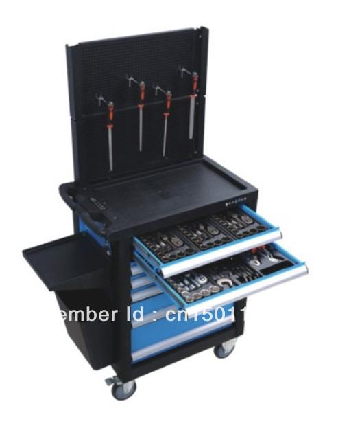 Free shipping 7 Drawers medium-sized tool cart, tool cabinet, auto repair tool car(China (Mainland))