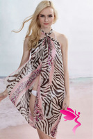 New arrival Summer women Sandy sexy variety sun Beach dresses Cover-Ups 3 colors free size